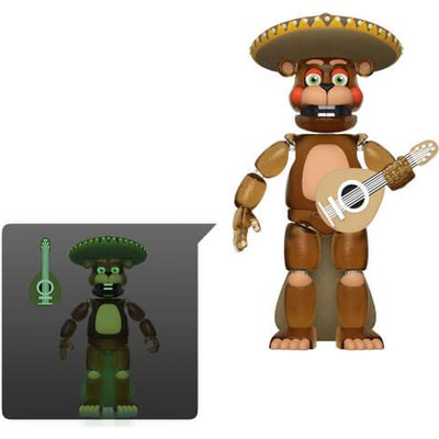 Five Nights at Freddy's Pizza Simulator El Chip Action Figure