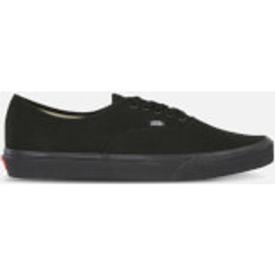 Vans Authentic Trainers - Black/Black - UK 11