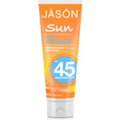 JASON Sports Sunscreen Broad Spectrum SPF45 113g - 078522083207