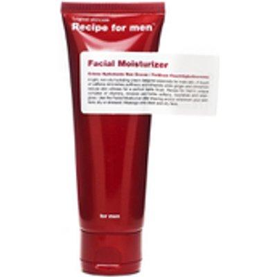 Recipe for Men   Facial Moisturiser 75ml - 7350012810030