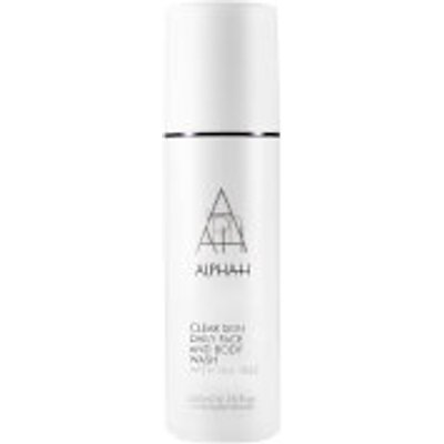 Alpha H Clear Skin Daily Face and Body Wash  200ml  - 9336328003067