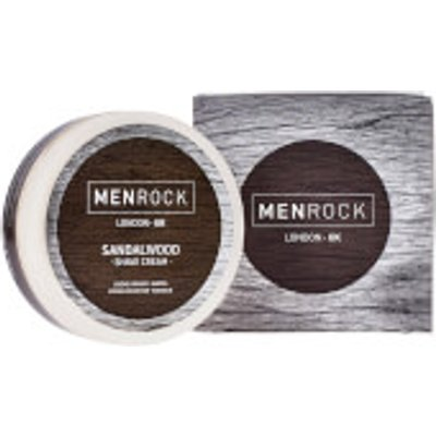 Men Rock Sandalwood Shave Cream  100ml - 0633090057502