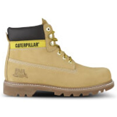 Caterpillar Men's Colorado Leather/Suede Boots - Honey - 10 - Honey