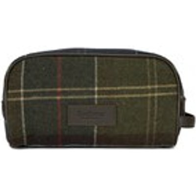 Barbour Men s Tartan Wash Bag   Classic Tartan - 888242312477