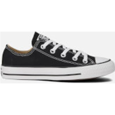 Converse Chuck Taylor All Star Ox Trainers - Black - UK 10
