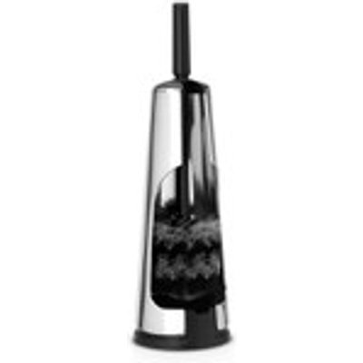 Brabantia Toilet Brush and Holder - Brilliant Steel