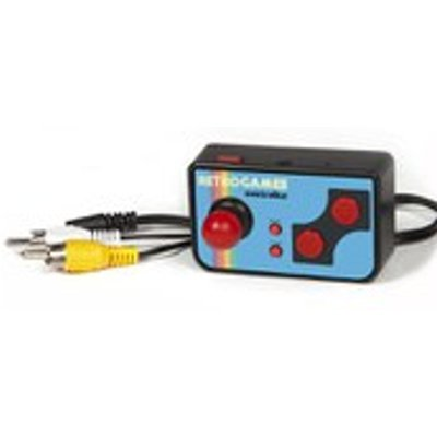 Plug and Play Retro TV Games - 5060407523651