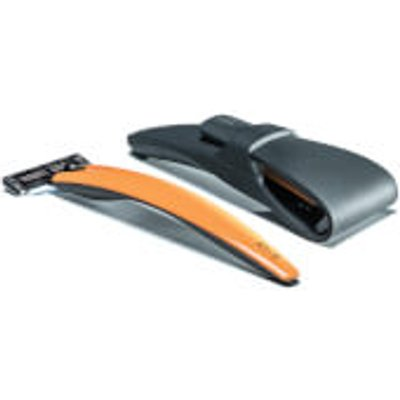 Bolin Webb R1 S Razor with Case   Signal Orange - 680569864079