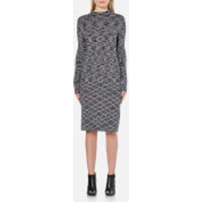 Vero Moda Women s Adinah Mila Long Sleeve Dress   Navy Blazer   M   Navy - 5713230766398