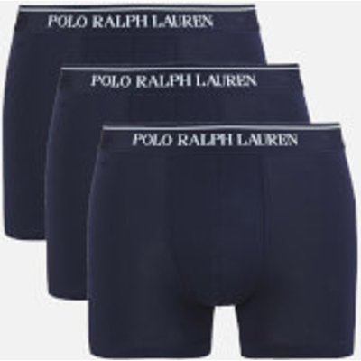 3614710779155: Polo Ralph Lauren Men s 3 Pack Trunk Boxer Shorts   Cruise Navy   XL