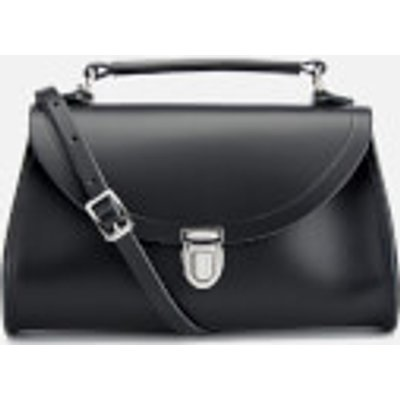 The Cambridge Satchel Company Women's Mini Poppy Shoulder Bag - Black