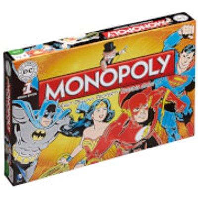 Monopoly Board Game - DC Comics Retro Edition
