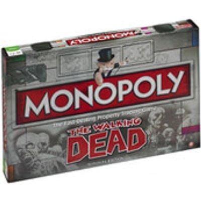 Monopoly Board Game - Walking Dead Edition