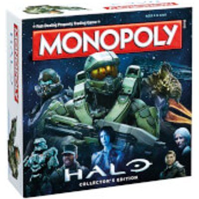 Monopoly Board Game - Halo Edition