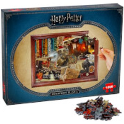 1000 Piece Jigsaw Puzzle - Harry Potter Hogwarts Edition