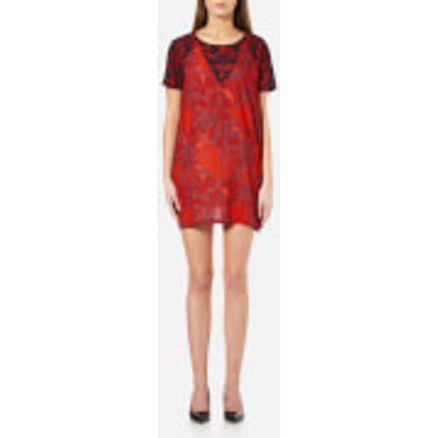 MINKPINK Women s Femme Fatal T Shirt Dress   Multi   M   Multi - 9349391736329