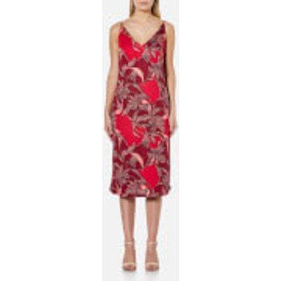 MINKPINK Women s Femme Fatel Slip Dress   Multi   M   Multi - 9349391737104