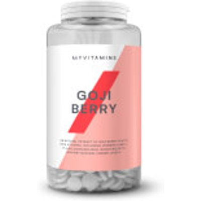 Goji Berry   1 Month  30 Tablets  - 5055936858572