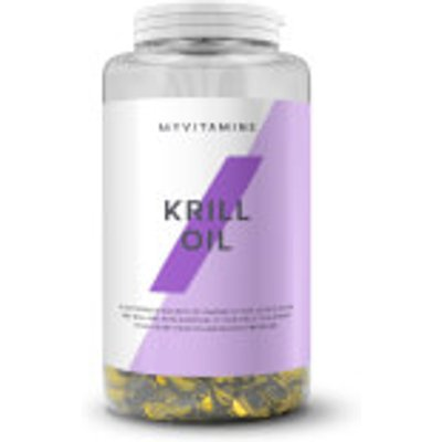 Myvitamins Krill Oil - 1 Month (60 Softgels)