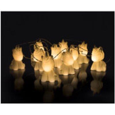 Unicorn String Lights   White - 5060359489579