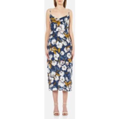 MINKPINK Women s Pacifico Midi Slip Dress   Multi   XS   Multi - 888348493643