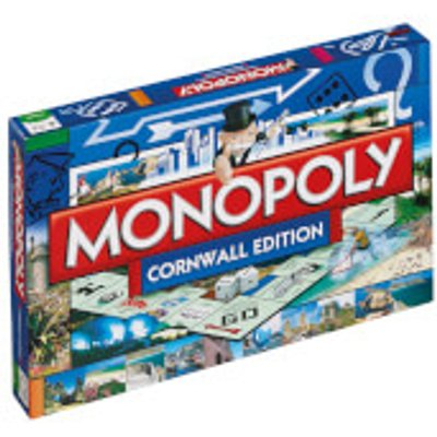 Monopoly Board Game - Cornwall Edition