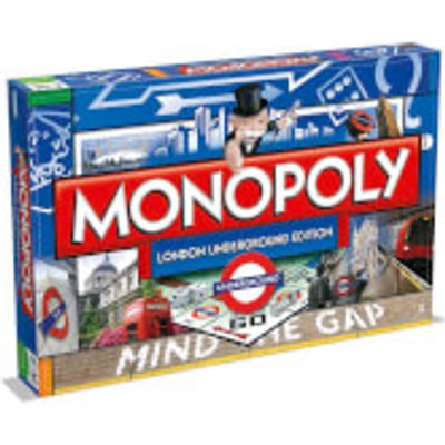 Monopoly Board Game - London Underground Edition
