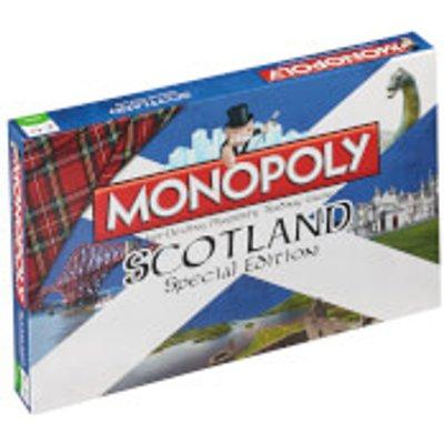 Monopoly Board Game - Scotland Edition