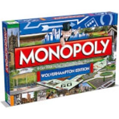 Monopoly Board Game - Wolverhampton Edition