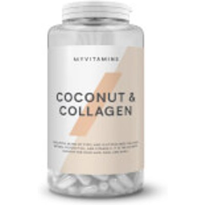Coconut & Collagen Capsules - 60capsules