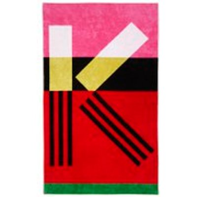 KENZO Wapiri Beach Towel   Multicoloured - 3152208996009