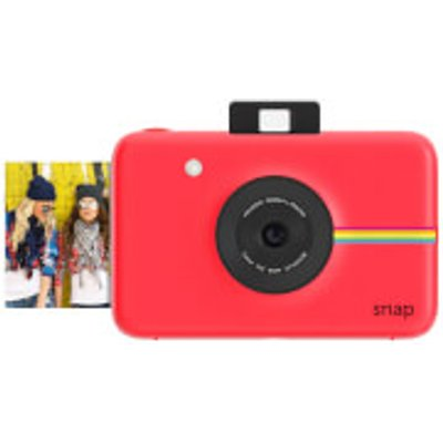 Polaroid Snap Instant Digital Camera - Red