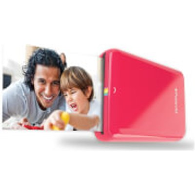 Polaroid Zip Bluetooth Instant Mobile Printer - Red