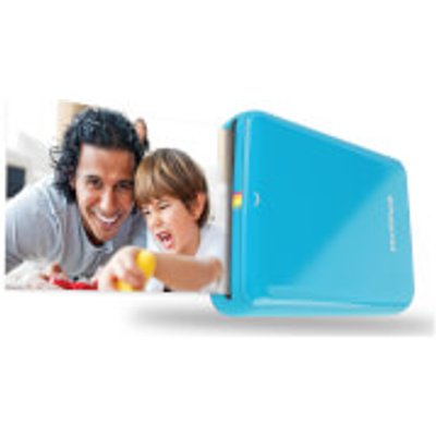 Polaroid Zip Bluetooth Instant Mobile Printer - Blue