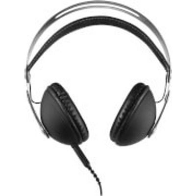 Akai Classic On Ear Headphones   Black - 5055195889959