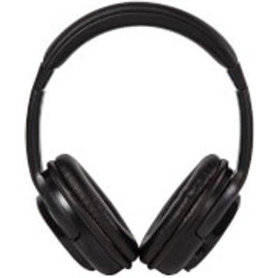 Akai Bluetooth On Ear Headphones   Black - 5055195894892
