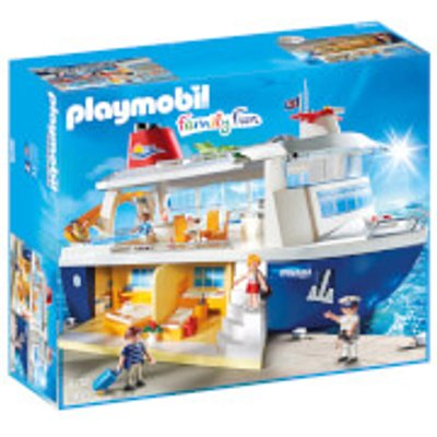 Playmobil Family Fun Cruise Ship (6978)
