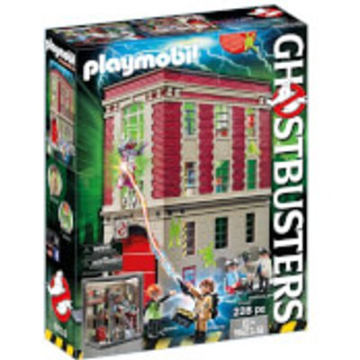 "Playmobil Ghostbustersâ""¢ Firehouse (9219)"