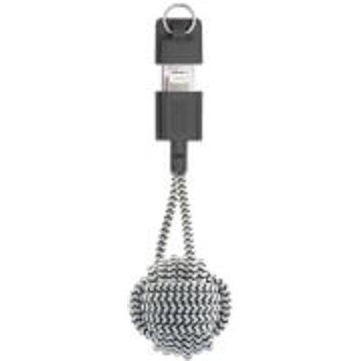 Native Union Key Cable - Zebra