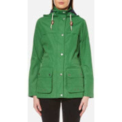 Barbour Women s Lowmoore Jacket   Clover   UK 10   Green - 190375412956
