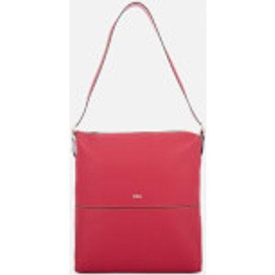 Furla Women's Dori Small Hobo Bag - Ruby, Red
