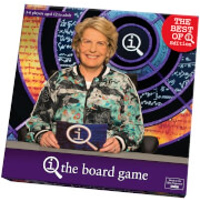 Best of QI Board Game