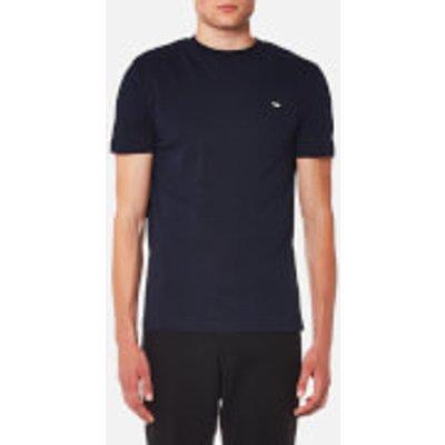 McQ Alexander McQueen Men's Small Swallow T-Shirt - Ink - XXL - Blue