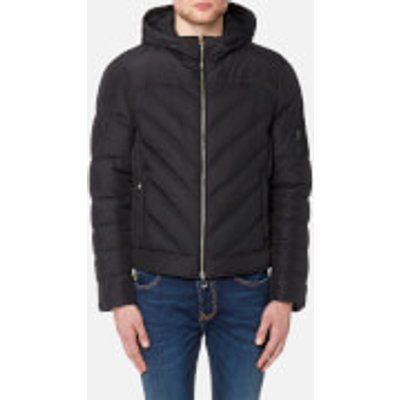 Versace Collection Men s Down Jacket Blouson   Nero   IT 52 XL   Black - 8052471565771