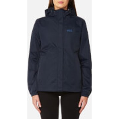 Jack Wolfskin Women s Cloudburst Jacket   Midnight Blue   XS   Blue - 4055001505630