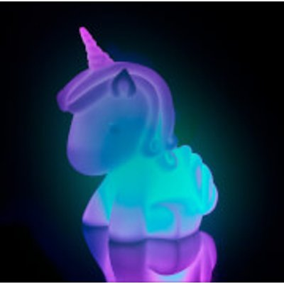 Giant Unicorn Mood Light   Multi - 5060493231218