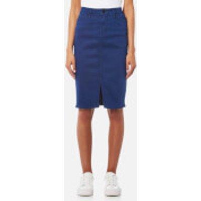 Tommy Hilfiger Women s Rome High Waist Pencil Skirt   Janneke   UK 10   Blue - 8719255146952