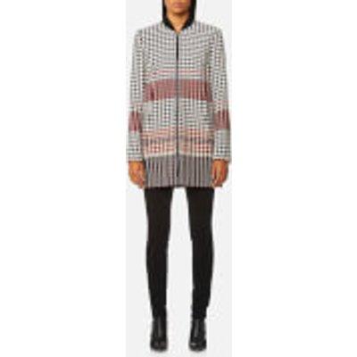 BOSS Orange Women s Omildy Jacket   Multi   EU 34 UK 6   Multi - 4029045074995