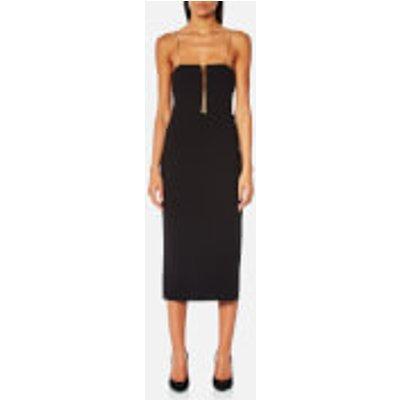 Bec   Bridge Women s Heartbreaker Midi Dress   Black   UK 8   Black - 9339433152958