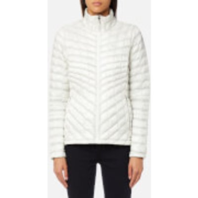 The North Face Women s Thermoball   Zip In Jacket   Vaporous Grey   M   Grey - 190851472733